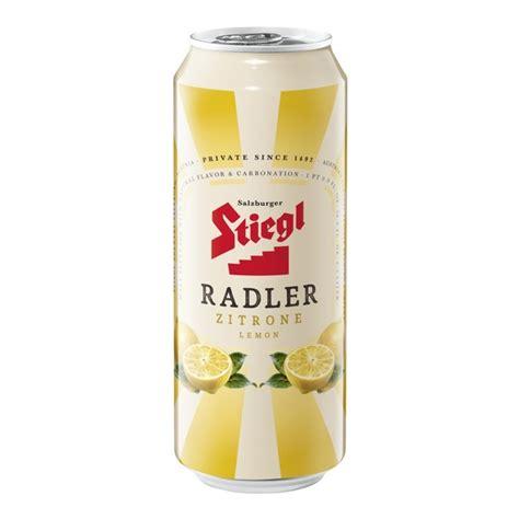"""Stiegl """"Zitrone"""" Lemon Radler rolls out to U.S. market in"""