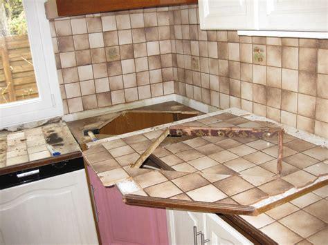 peindre sa cuisine renover plan travail cuisine photos de conception de