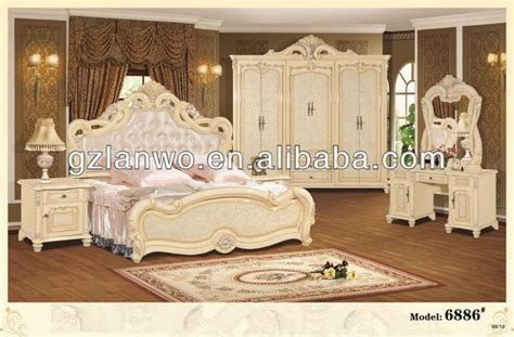 Cheap European Style Home Furniture,fancy Bedroom Set With