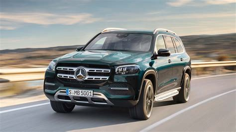 Mercedes Gls Class 2019 by 2019 Mercedes Gls Finally The S Class Of Suvs