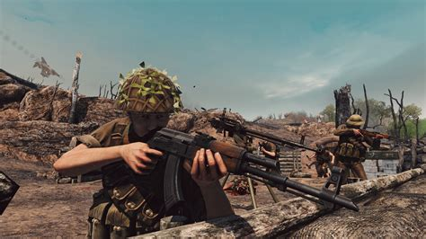First Patch Update Launches For Rising Storm 2: Vietnam