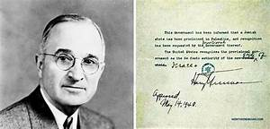 69 Years Ago Today, US President Harry Truman Officially ...