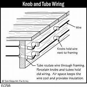 E038 - Knob And Tube Wiring