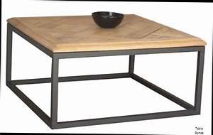 Table Basse Moderne Pas Cher : idee table basse pas cher le bois chez vous ~ Teatrodelosmanantiales.com Idées de Décoration