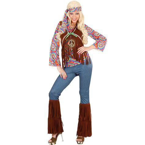 hippie selber machen klassisches hippie kost 252 m chill out f 252 r damen