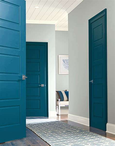 25 best ideas about painted interior doors on
