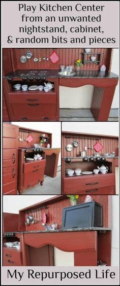 laminating kitchen cabinets repurposed furniture on play kitchens 3643