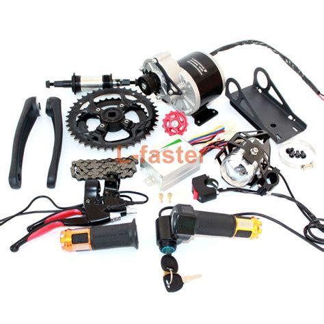 Electric Motor Kit by 350w E Bike Mid Drive Motor Kit L Faster