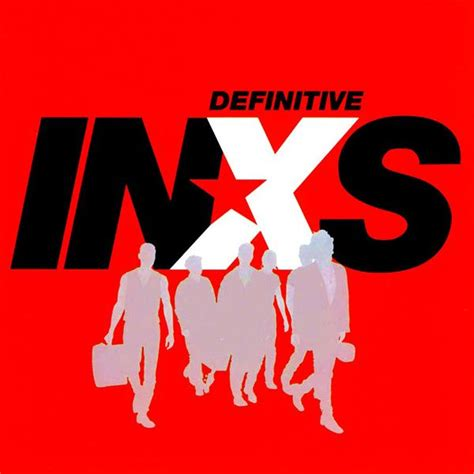 inxs greatest hits album cover definitive by inxs music charts