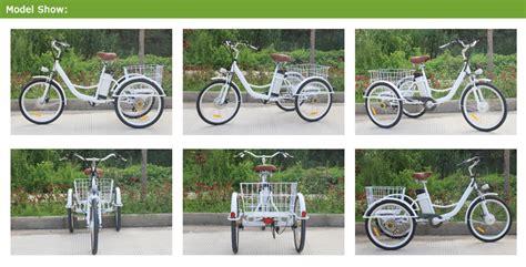 3 Wheel Bicycle Trike