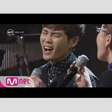 [star Zoom In] Kim Bum Soo & Park Sun Ju  Man And Woman 김범수&박선주  남과 여(레전드 어쿠스틱ver) 150915 Ep