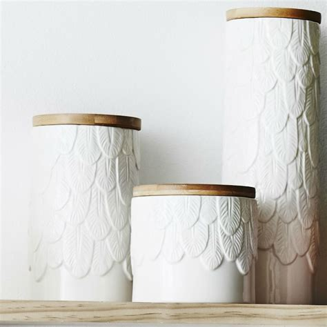 Kitchen Storage Canisters by Kitchen Canisters Designs For Modern Living Buungi