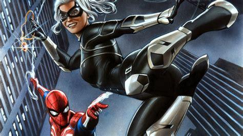 spider man ps dlc  heist reveals   suits