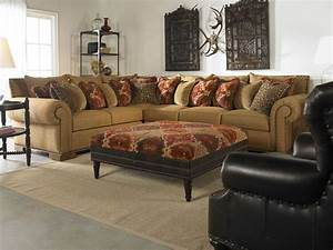 sectional sofas decorating ideas fantastic brown sectional With sectional sofa centerpiece