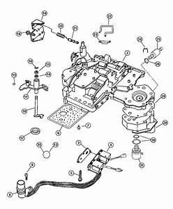 1999 Dodge 47re Transmission Diagram
