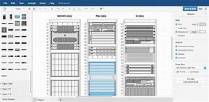 Rack Layout Template Excel
