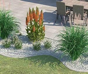 Pflanzen Für Steinbeet : beet ganz einfach anlegen gestalten garten pinterest garten garten ideen und steingarten ~ Orissabook.com Haus und Dekorationen