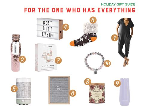 xmas for the one who has everything gift guide 2018 10 unique gifts for the one who has everything wellbeing by well ca