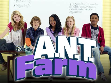 Ant Farm On Disney Fav Movies And Tv Shows