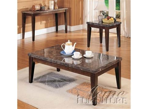 Danville Black Marble Top 3 Piece Coffee/end Table Set In Exterior Wood Shutters Home Depot Dining Room Paint Ideas Living Decorating For Apartments Bedroom Diy Kitchen Cabinet Hardware Brick Kid Inspection Checklist