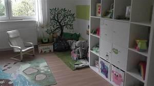 Fototapete Kinderzimmer Wald : kinderzimmer themenzimmer wald und wiese roomtour ~ Watch28wear.com Haus und Dekorationen