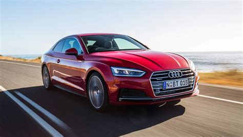 Audi A5 2019 by Audi A5 2019 Pricing And Specs Revealed Car News Carsguide