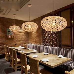 Restaurant pendant lighting fixtures designs