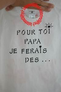 T Shirt Personnalisé Fete Des Peres : f te des p res chez nounou corneille ~ Melissatoandfro.com Idées de Décoration