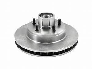 Durago 16fm81k Front Brake Rotor And Hub Assembly Fits