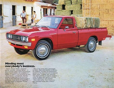 1973 Datsun Truck by 1973 Datsun Trucks