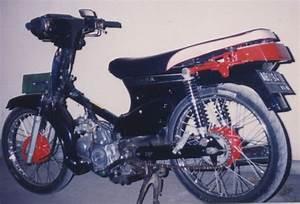 Honda Astrea Star Modifikasi