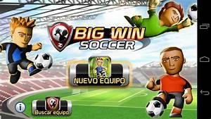 Big Win Soccer para Android - Download