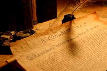 declaration  independence civics test