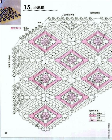 Triangle Afghan Crochet Pattern Central