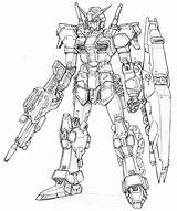 Gundam Coloring Pages Draw Mech Robot X4 Robots Printable Google Exia Boy Wing Sheet Sheets Drawings Mecha Anime Power Books sketch template