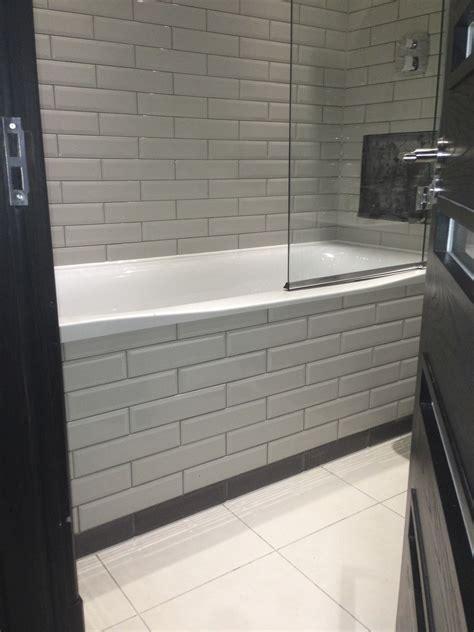 Tiling Panels For Bathrooms a tiled bath panel bathroom tiles bathroom reno