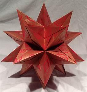 Weihnachtsstern Selber Basteln : weihnachtssterne aus papier alice and caligula einfach ~ Lizthompson.info Haus und Dekorationen