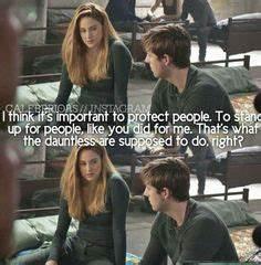 Divergent on Pinterest | Tris And Four, Divergent and Tris ...