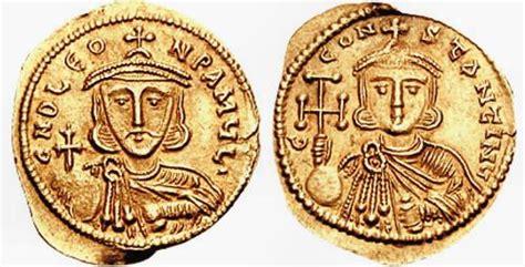 michael constantino iii monedas de bizancio 1