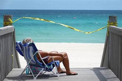 Tourism Coronavirus Covid Countries Industry Beach Pandemic
