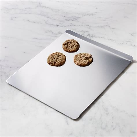 insulated cookie sheet reviews crate  barrel