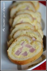 Recette Apero Simple : baguette surprise pour l 39 aperitif recettes sal es ~ Nature-et-papiers.com Idées de Décoration