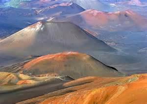 Maui Volcano Haleakala