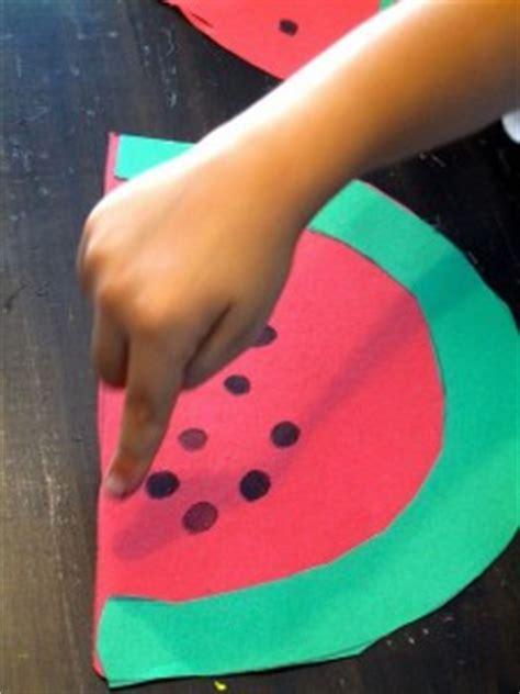 fruit craft idea  kids crafts  worksheets