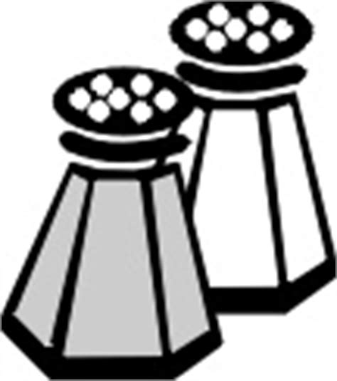salt and pepper clipart black and white all free original clip 30 000 free clipart images