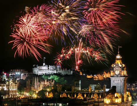 New Years Edinburgh Trip 4 Nights In A Well Rated Hotel Incl Flights