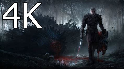 witcher   game video ultra hd p youtube
