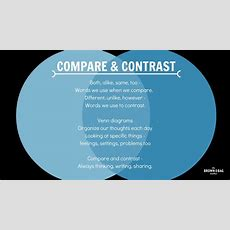 Compare And Contrast Song Youtube