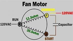 Condenser Fan Motor Wiring Diagram - Collection