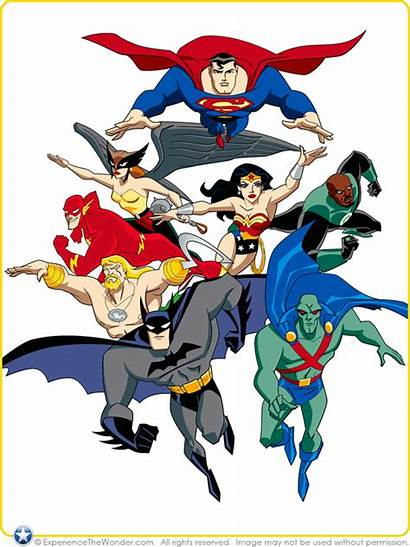 Justice League Unlimited Wonder Animated Woman Guide